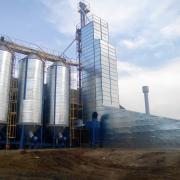 Сотовая зерносушилка семян СоСС