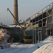 Строительство зданий, ангаров, складов