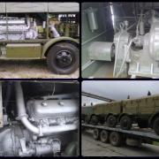 Передвижная насосная установка ПНУ 100/200М