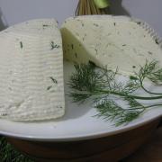 молодой сыр из парного молока