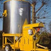 Мобильные зерносушилки MECMAR STR 13