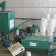 Линия гранулирования биомассы  MGB 100 / MGL  200 / MGL 400 / MGL 600 / MGL 800 / MGL 1000