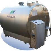 Охладитель молока закрытого и открытого типа