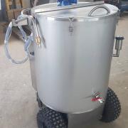 Молочное такси 80 литров