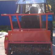 Мульчер на трактор МТЗ