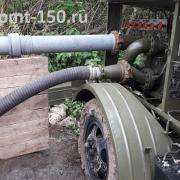 Соединение с насосом ПНУ100/200