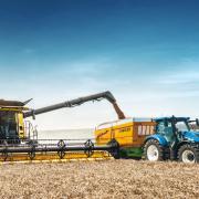 Специальные условия на приобретение сельскохозяйственных машин New Holland Agriculture