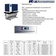 Информация по компрессорам серии OFR