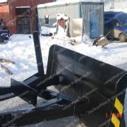 Отвал бульдозерный БП-3 (Т-150) - 2