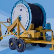 Передвижные дождевальные машины ПДМ-2500-350-90, ПДМ-3000-700-110 применяются для искусственного орошения