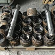 Обечайки прессующих роликов для гранулятора ОГМ 1.5 фото