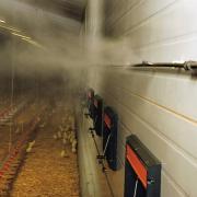 Система туманообразования для птицефабрики