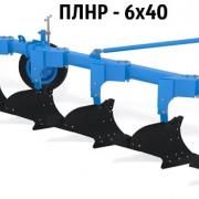 Плуги с регулируемой шириной захвата FINIST ПЛНР фото