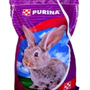корм марки Пурина универсальный для кроликов