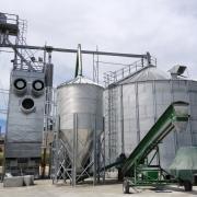 Зерносушилка ПЕРРИ и силосы