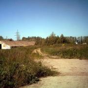 Здание свинарника, расположенное в Веневском  районе Тульской области в 167 км от МКАД по трассе ДОН М 4
