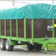 Прицеп для перевозки скота T046/2 12000 кг фото