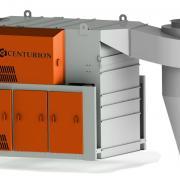 Универсальный стационарный сепаратор для очистки зернового материала SU 60 фото