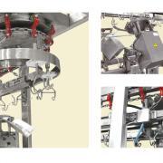 Автоматизированная линия для разделки (порционирования) тушек птицы СП-4000