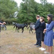 Встреча с жителями Уляшкинского сельского поселения