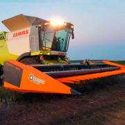 Жатка безрядковая Orange Seed SFH 9800