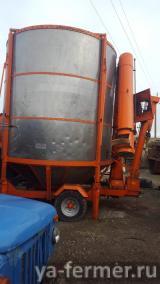 Мобильная зерносушилка Agrex PRT 200ME