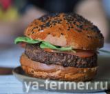 Создатели «Слободы» сделали вкусную домашнюю котлету из растительного мяса