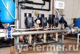 Станция повышения давления воды Aqua-F
