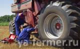 Профессиональный ремонт импортных тракторов.