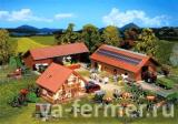 Семейная ферма «с нуля»