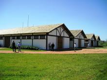 Здания ферм в Бразилии