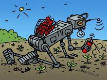 Робот-пропольщик