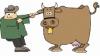 Особенности поведения коров