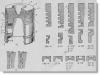 Поршни, поршневые кольца и пальцы в двигателе трактора