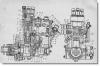 Одноплунжерный топливный насос распределительного типа НД-21